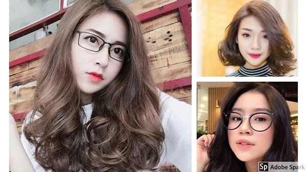 Các kiểu kính cận đẹp cho nữ mặt tròn nào đẹp nhất nhỉ?