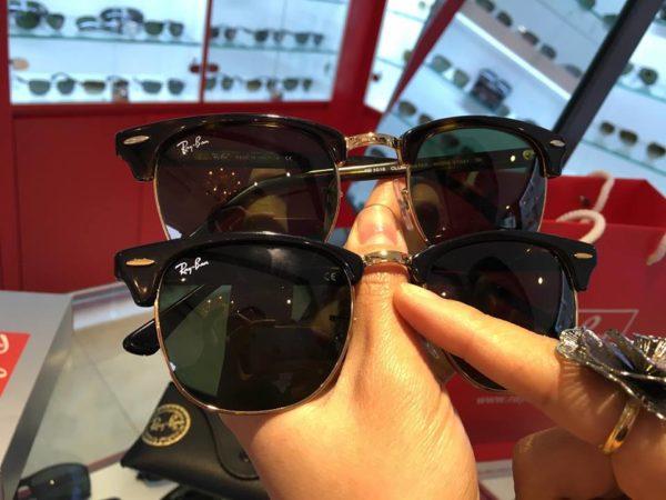 Cách nhận biết mắt kính thật để không bị mua nhầm hàng giả