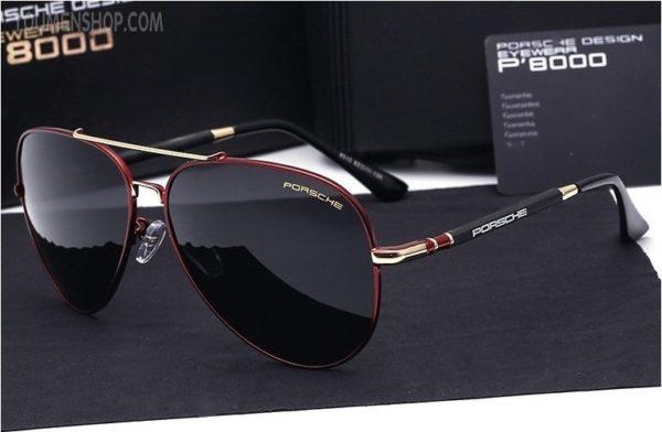 Phân biệt kính Porsche chính hãng nhanh - gọn - nhẹ nhất