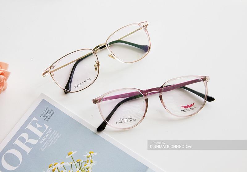 Top 10 thương hiệu kính mắt giá rẻ