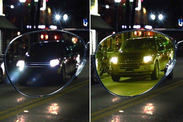 cận thị đeo kính ban đêm tránh nguy hiểm